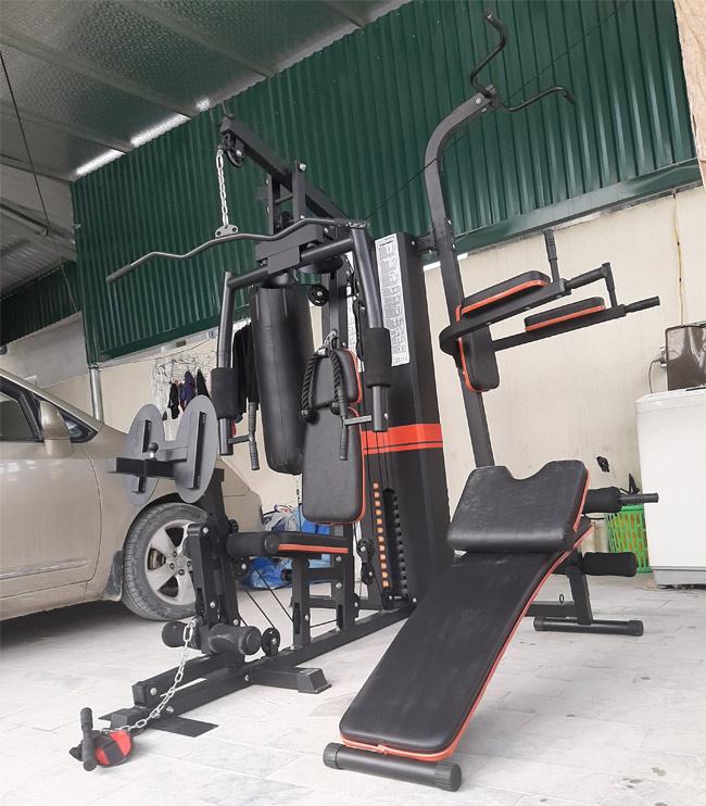 Hình ảnh bộ máy tập Gym BP-806