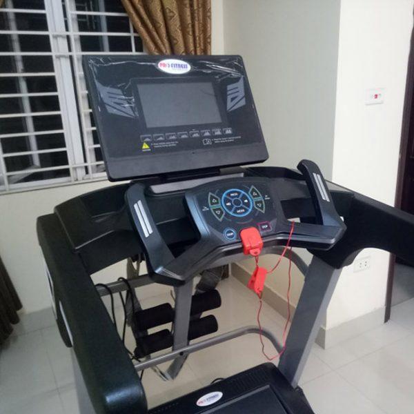 Màn hình máy chạy bộ Pro Fitness PF-117D