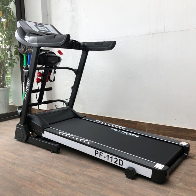 Máy chạy bộ Pro-Fitness PF-112D new